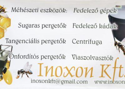 Inoxon-ponyva
