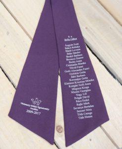 ballagó nyakkendő