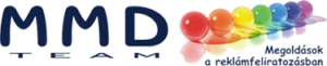 mmd logó