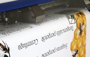 ponyvakészítés digitális nyomtatással