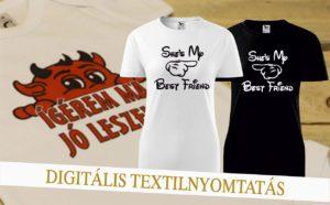 digitális textilnyomtatás